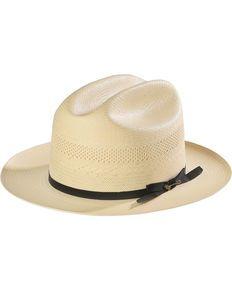 Stetson Mens Tan Open Road Hat 862c1c7fcf