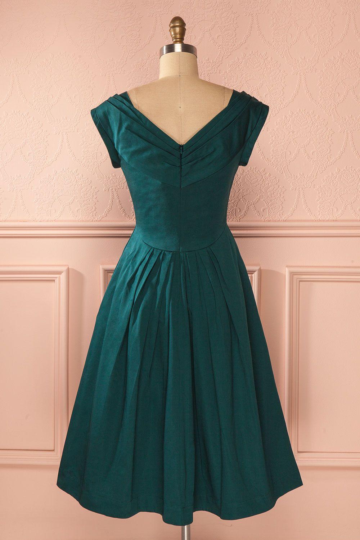 Emerald wedding dress  Marissa  Brit  Co  Winter Wedding Dresses  Pinterest  Emerald