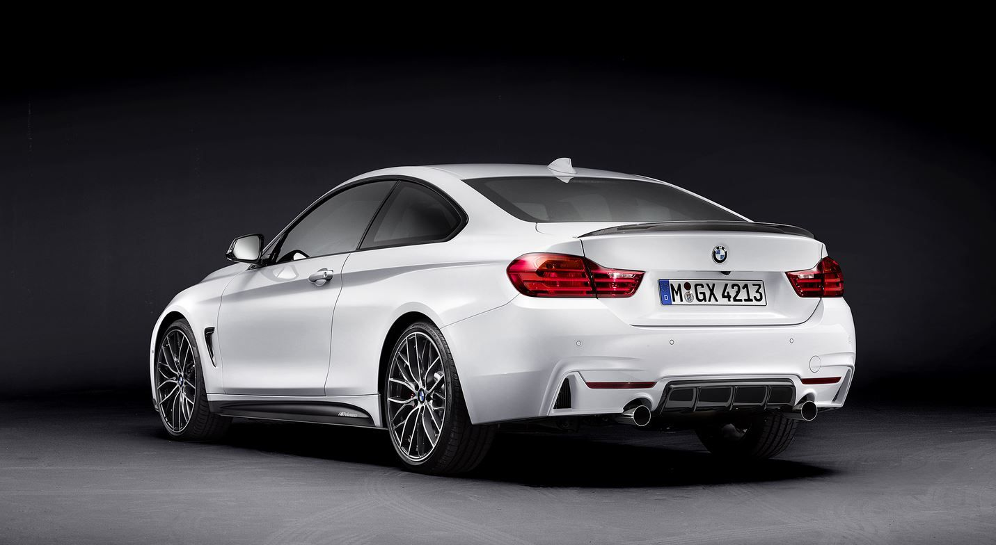 2014 BMW 4-Series Coupe M d