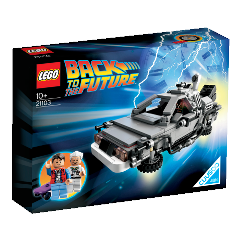 LEGO® Back to the Future™ at San Diego Comic Con, On Sale August 1 ...