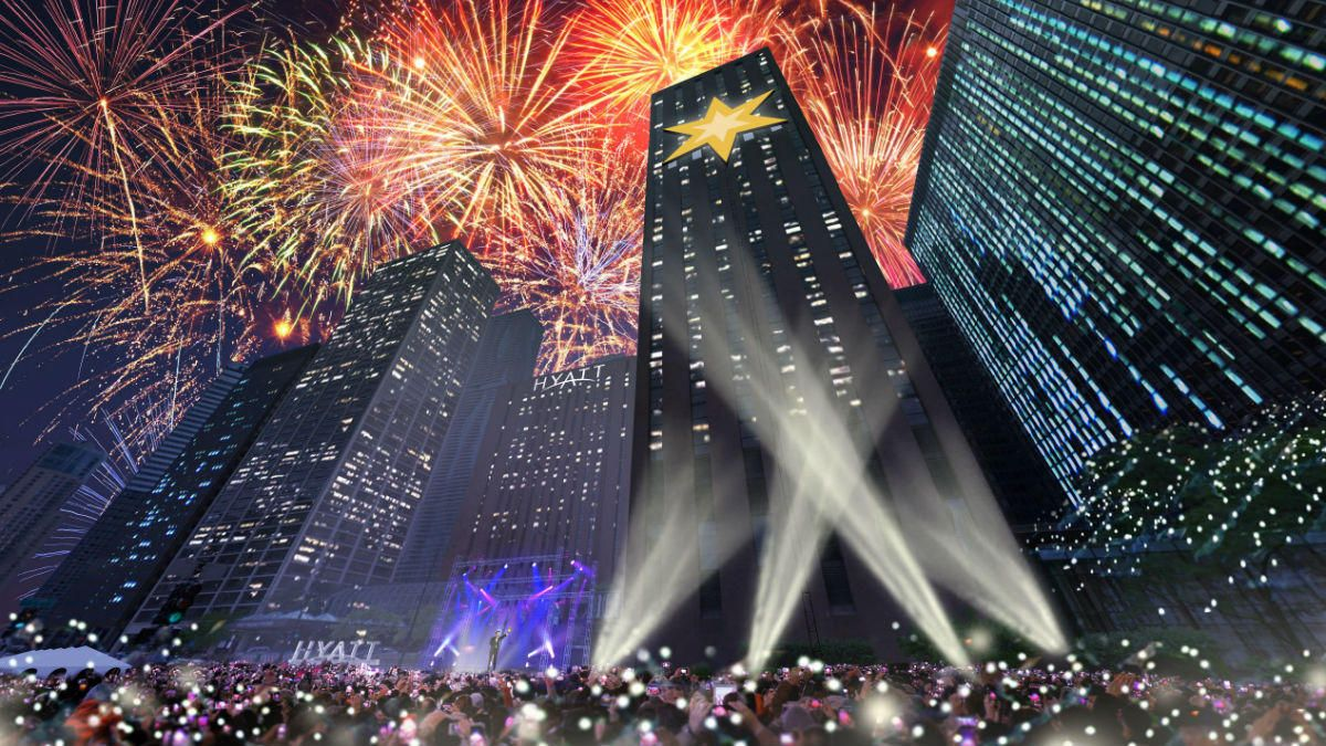Chicago To Host Epic New Year S Eve Celebration Downtown New Years Eve Chicago New Year S Eve Celebrations New Years Eve