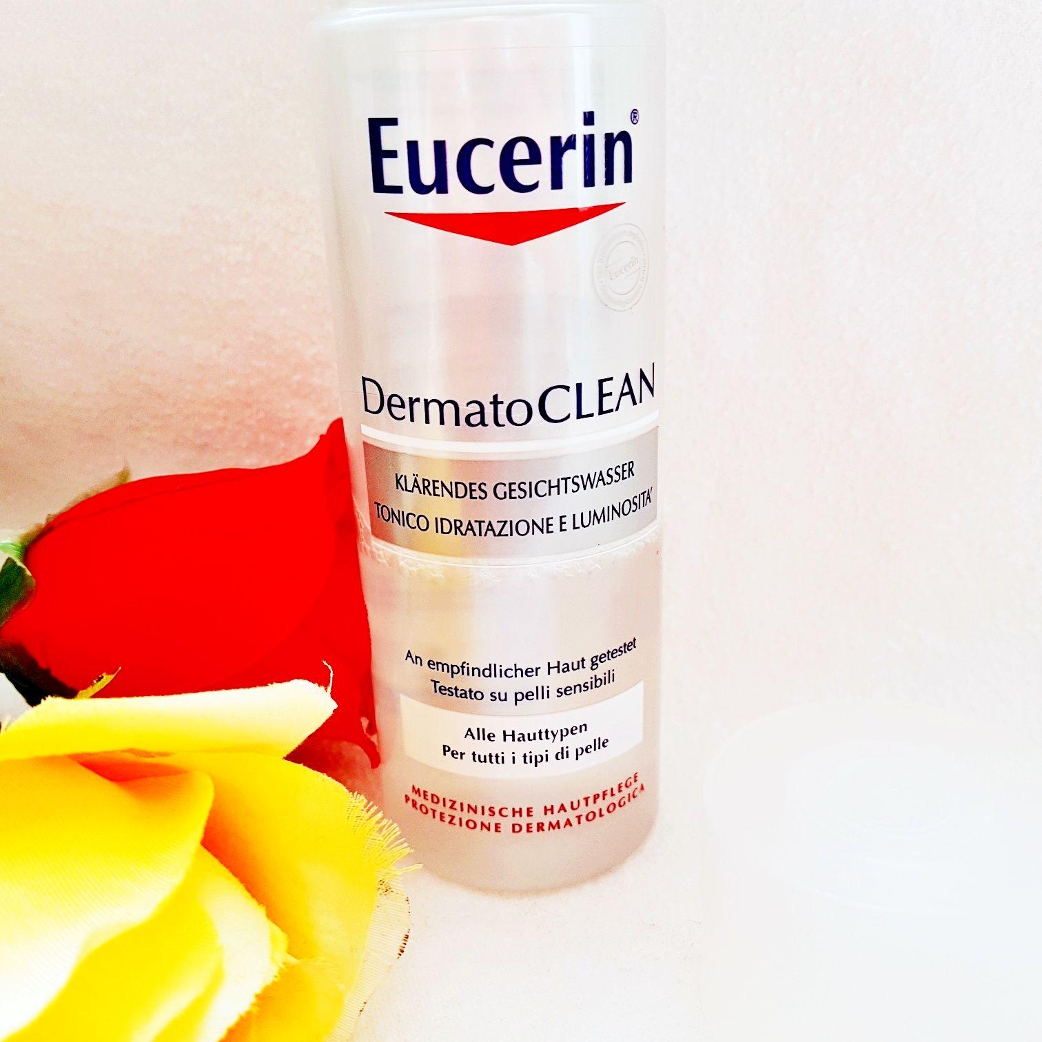 Eucerin Dermato Clean klärendes Gesichtswasser