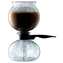 Bodum PEBO Coffee Maker Vacuum Coffee Maker Siphon Coffee Brewer