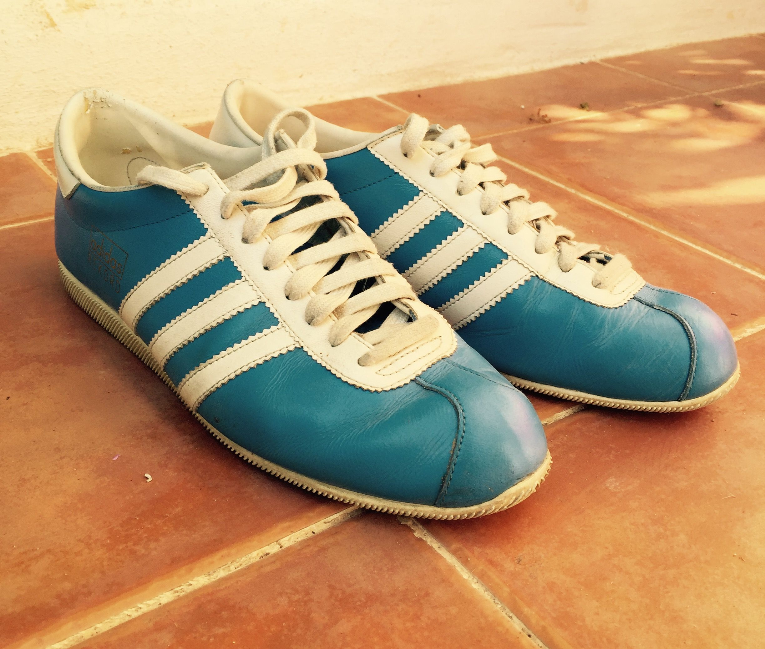 Shoes' Slight Bowling 70s With Rekords Adidas Touch A My Trainers xwHTtUR7