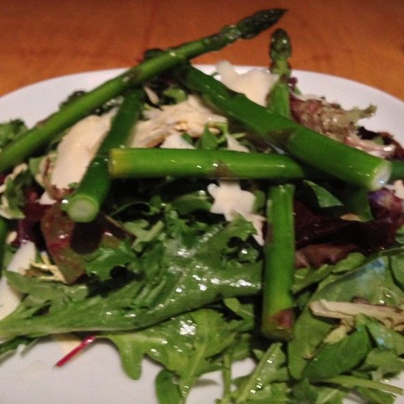 Asparagus And Rocket Salad @ Atmosphere Cafe #guelphfood