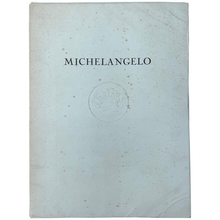 Published by Roberto Hoesch, Milano, 1942.