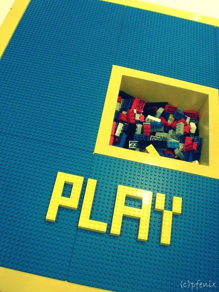 Lego Play - Toys City, Senayan City, Jakarta, Indonesia