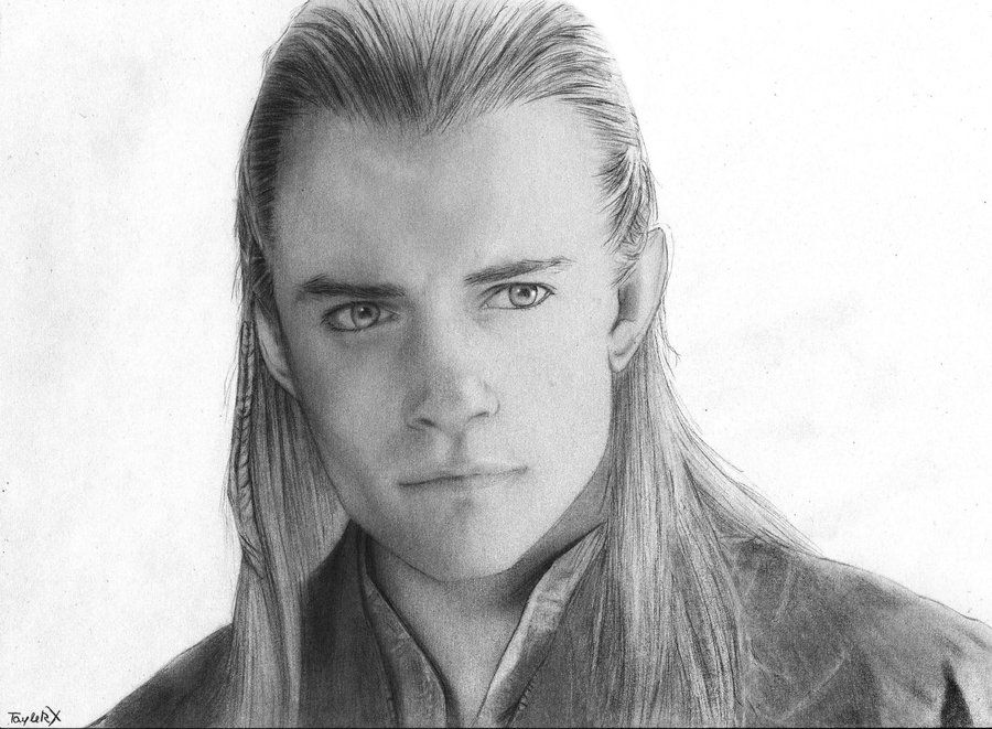 lord of the rings artists images | Lord Of The Rings Fan Art Legolas ...