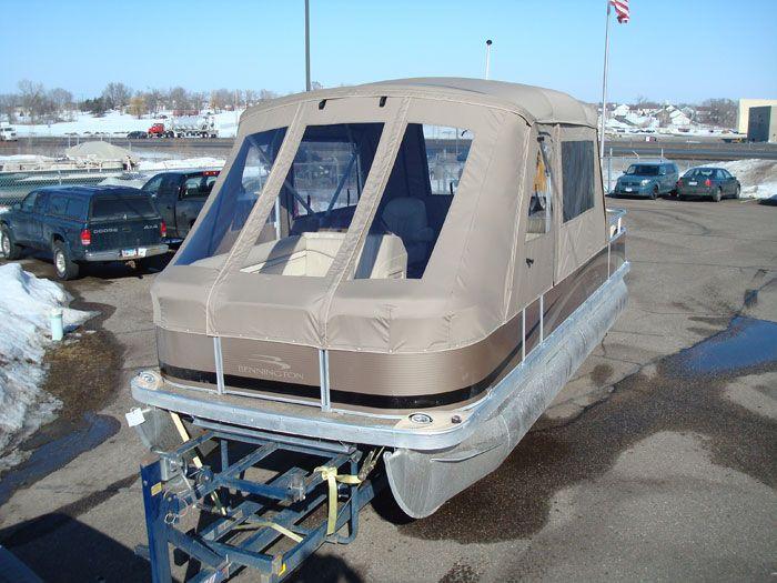 Pontoon Boat Enclosures Minnesota Pontoon Covers