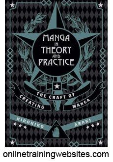 Sarah S Scribbles 2017 2018 16 Month Weekly Monthly Planner And Manga In Theory And Practice The Craft Of Creating Manga Hardcover Theories Jojo S Bizarre Adventure