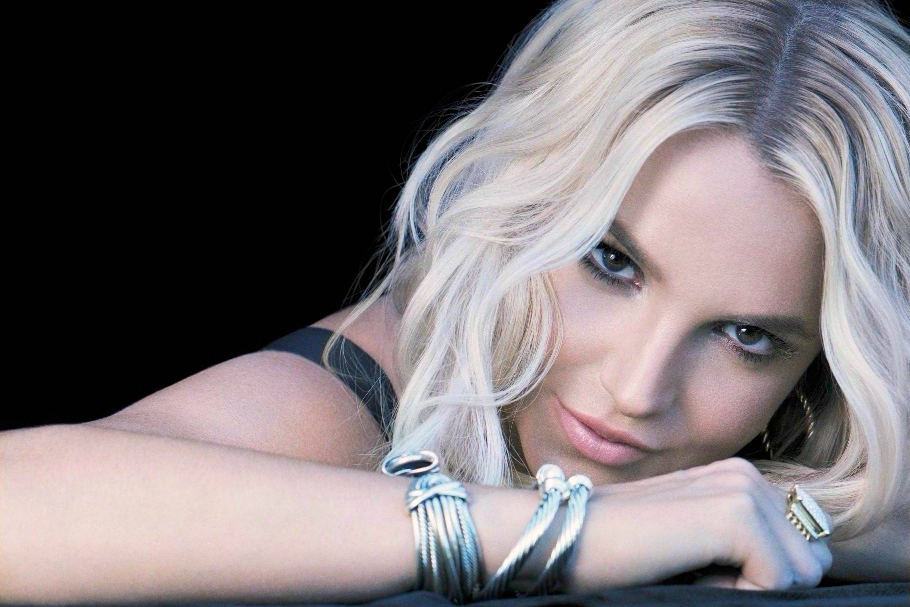 Britney Spears Images Group with items