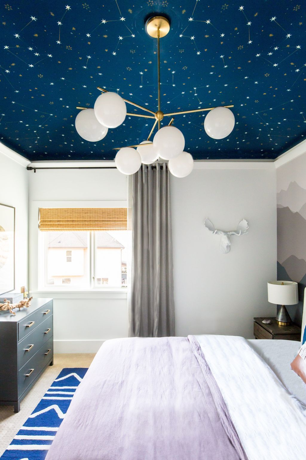 36 Inspiring Outer Space Bedroom Decor Ideas Outer Space Bedroom