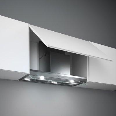 Falmec 34 Virgola Design 280 Cfm Ducted Under Cabinet Range Hood Wayfair Under Cabinet Range Hoods Range Hood Kitchen Hoods