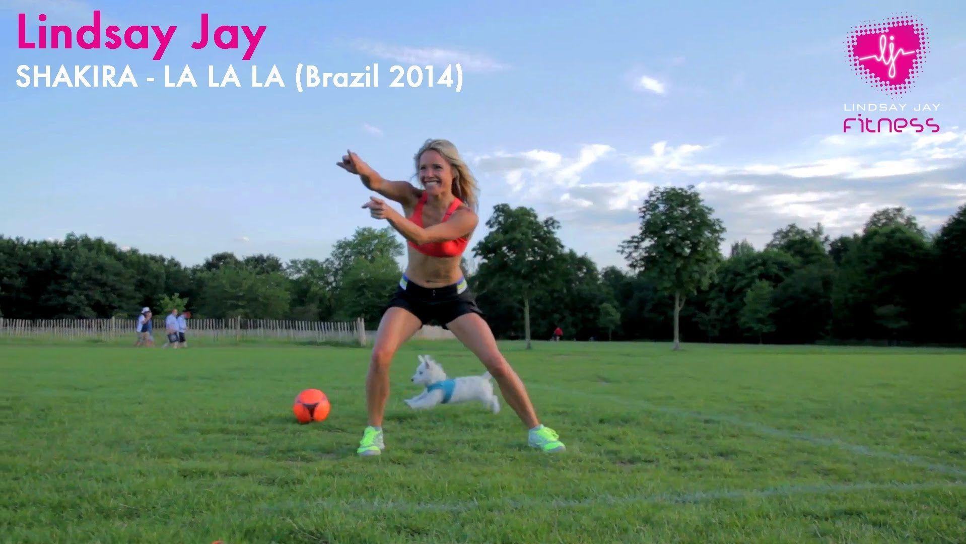 Zumba Shakira S World Cup 2014 Song La La La My Little Pup Zumba Workout Zumba Videos Zumba
