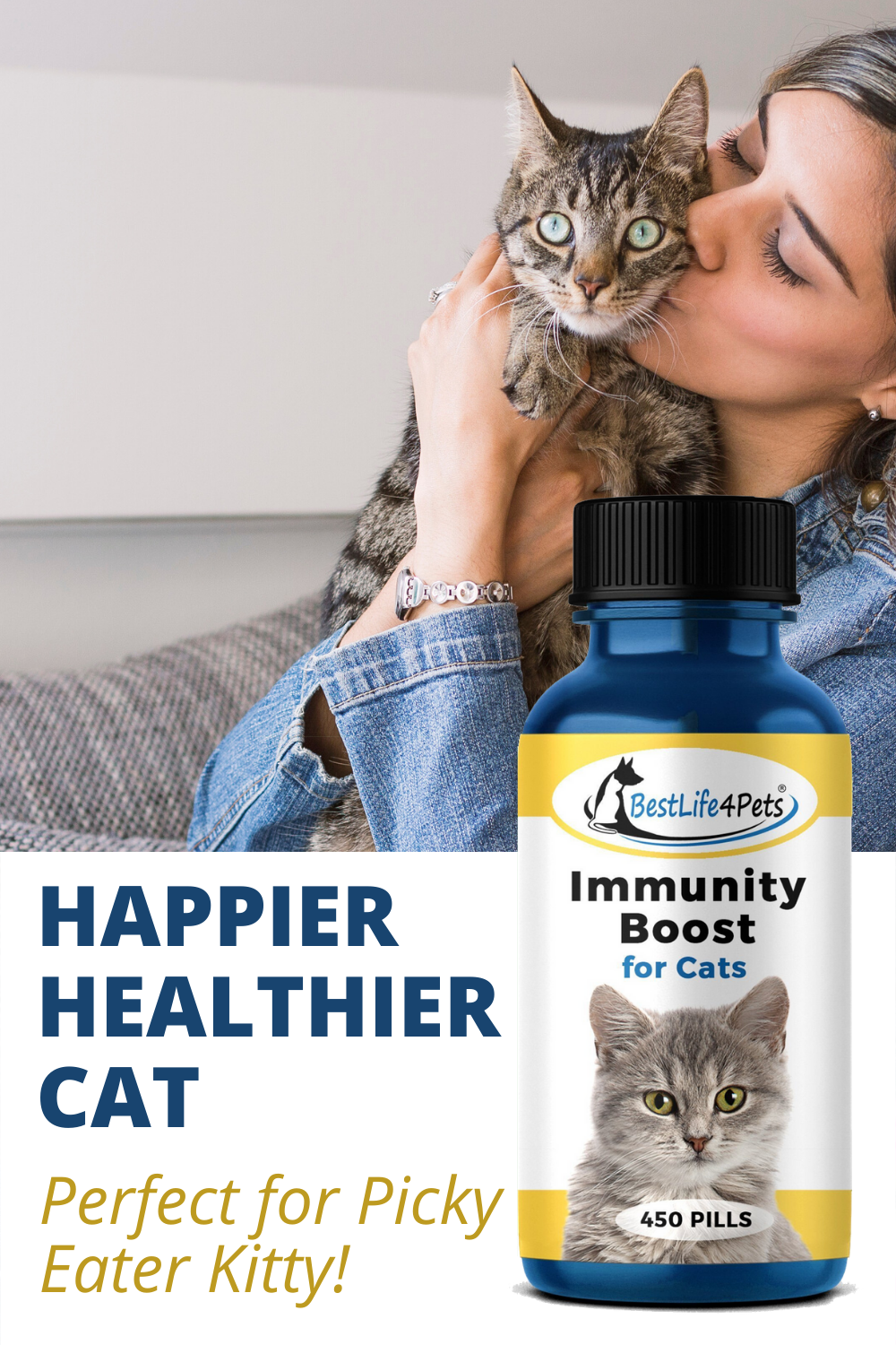 Immunity Boost For Cats Helps Prevent Colds And Infections In 2020 Medication For Dogs Animal Medicine Immune Boosting