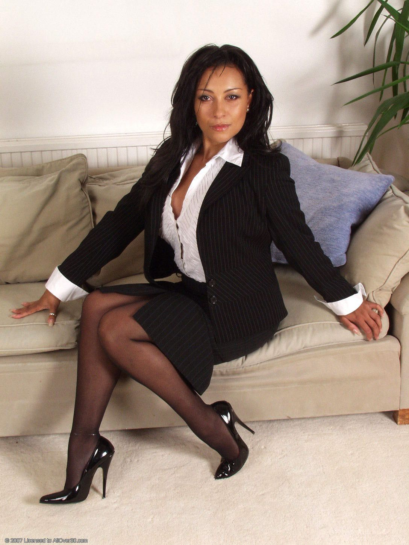 mature | beautiful mature | pinterest | black stockings, secretary