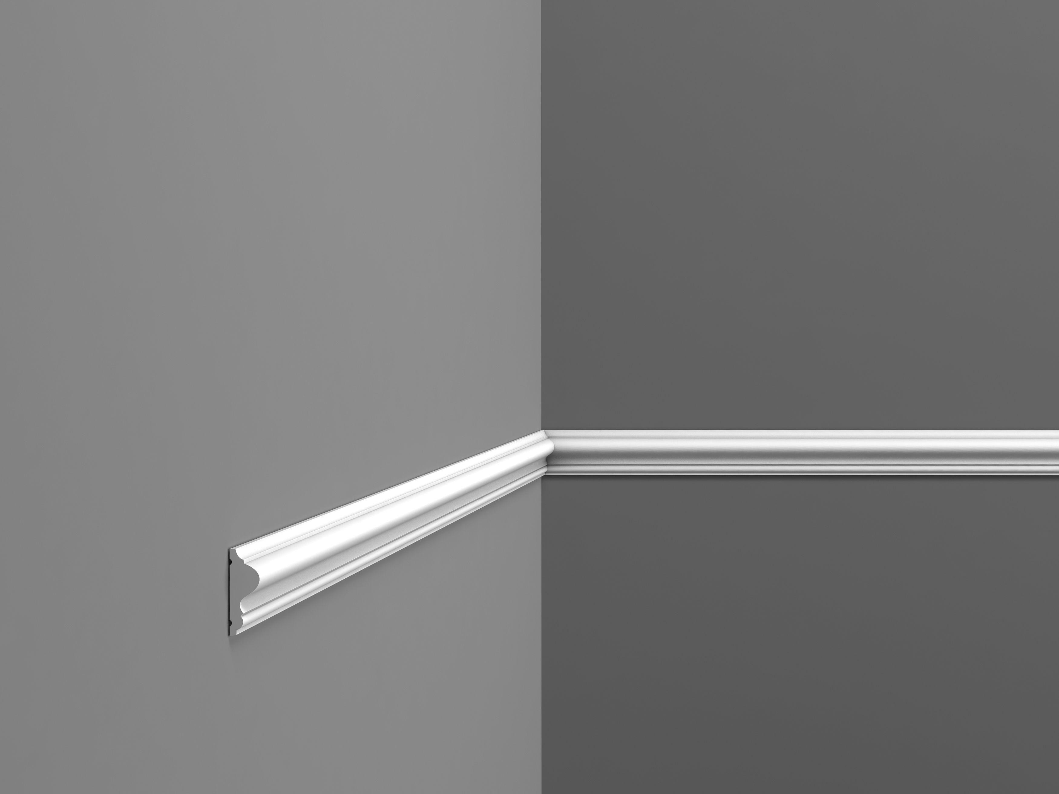 Px175 Cimaise Duropolymer Orac Decor Axxent 5×1 7cm H X P