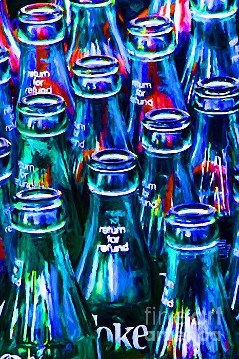American Vintage Coke Cola Poster | 877-807-5901