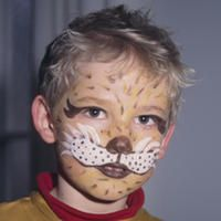 Maquillaje de leon