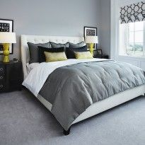 Portfolio | IBB Design Fine Furnishings I like the two nightstands and lamps beside the bed.