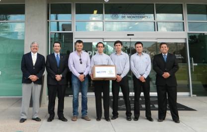 Primera venta del Centro de Investigación y Tecnología Aplicada del PIT2 y su socio VCL Desarrollos y Sistemas.