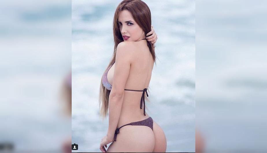 Linda Rosangela Espinoza Bikini Ropa De Verano De Linda