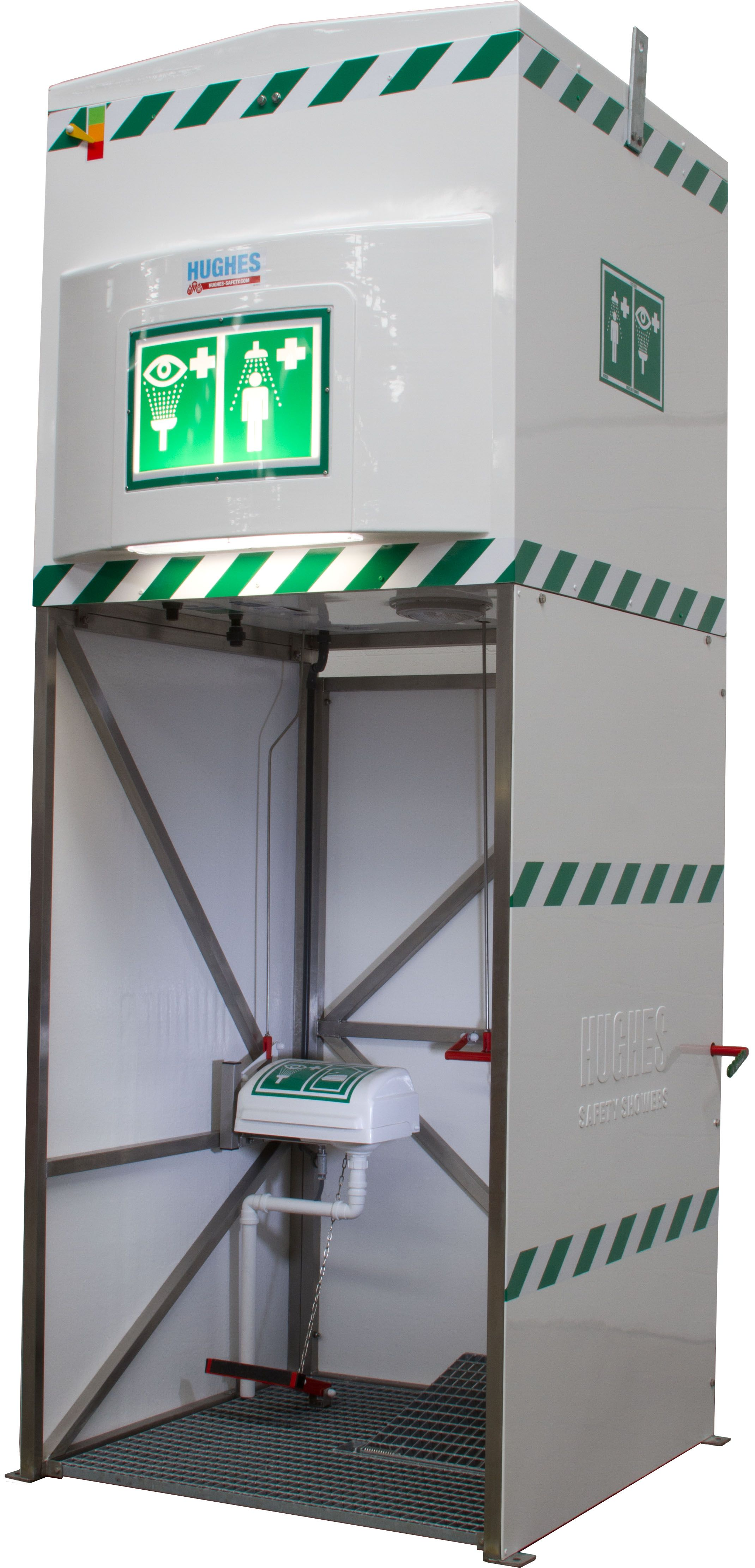 A range of heavy duty emergency polar tank showers for use - Which uses more water bath or shower ...