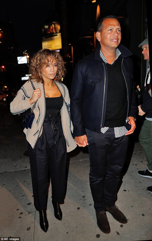 A-Rod's biggest fan: Jen told ET she finds her baseball boyfriend to be 'a supportive pers...