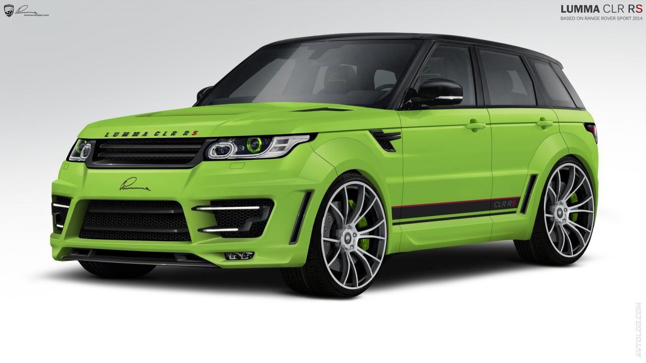 2013 Lumma Design Range Rover Clr Rs Range Rover Range Rover Sport Range Rover Sport 2014