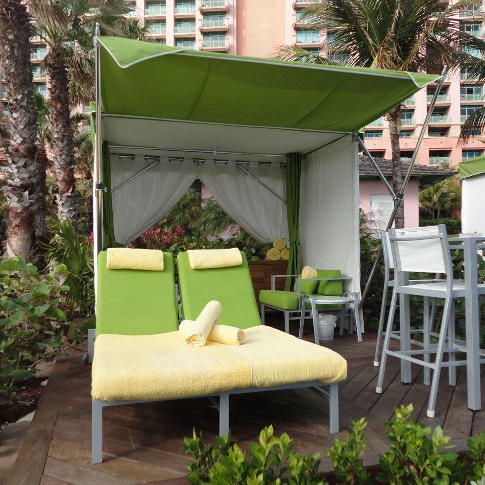 Private Cabana @ Baths Colonnade Pool