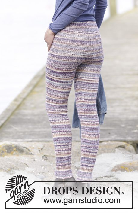 This Is Fun And Different Knit Your Own Tights With Rib In Fabel