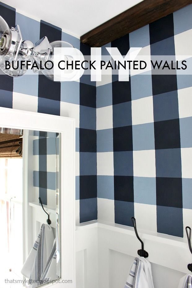 Master Bedroom Accent Wall Navy