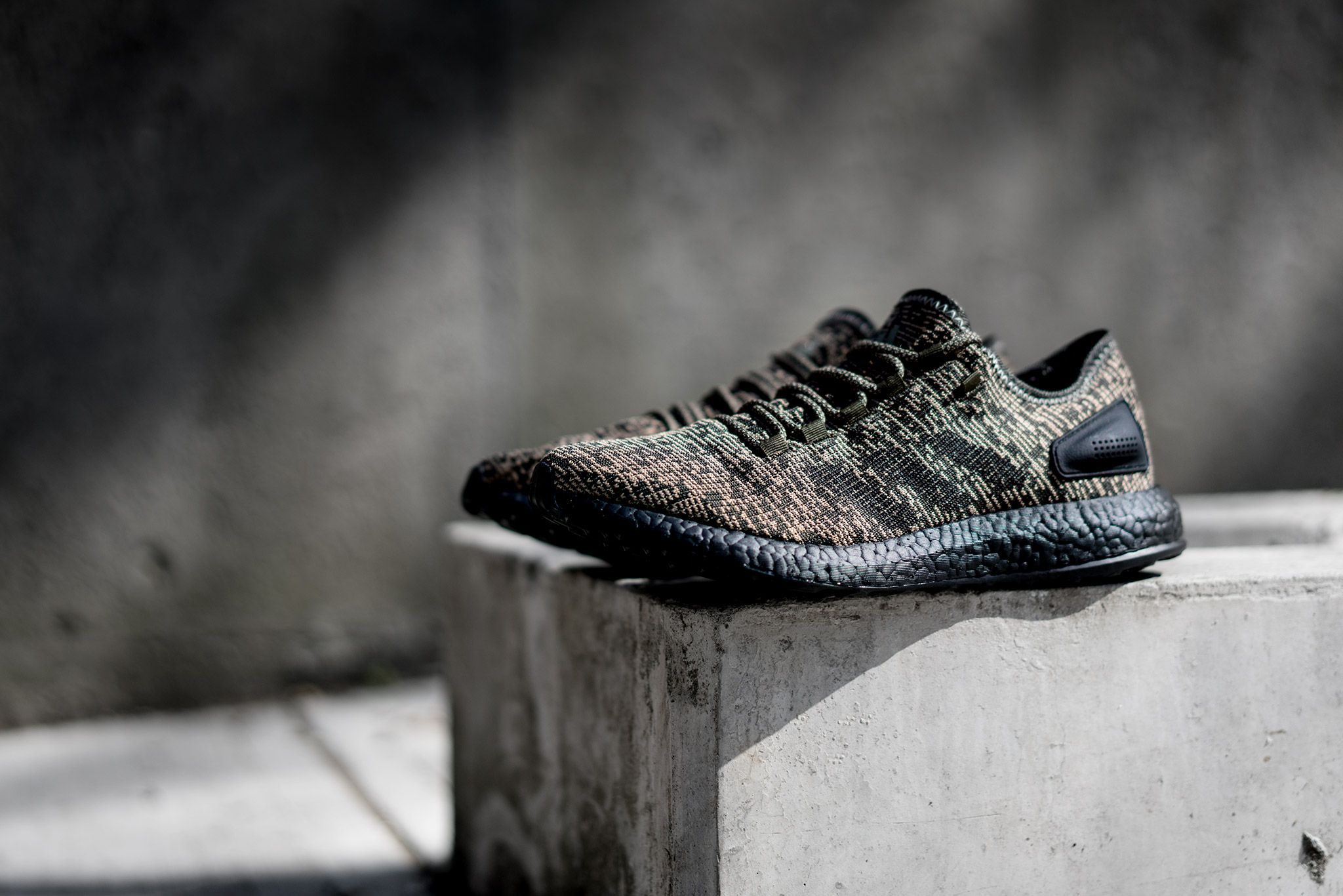563500d11 adidas Pureboost  Night Cargo