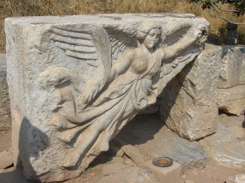 Diosa Nike (Efeso) - Turquía