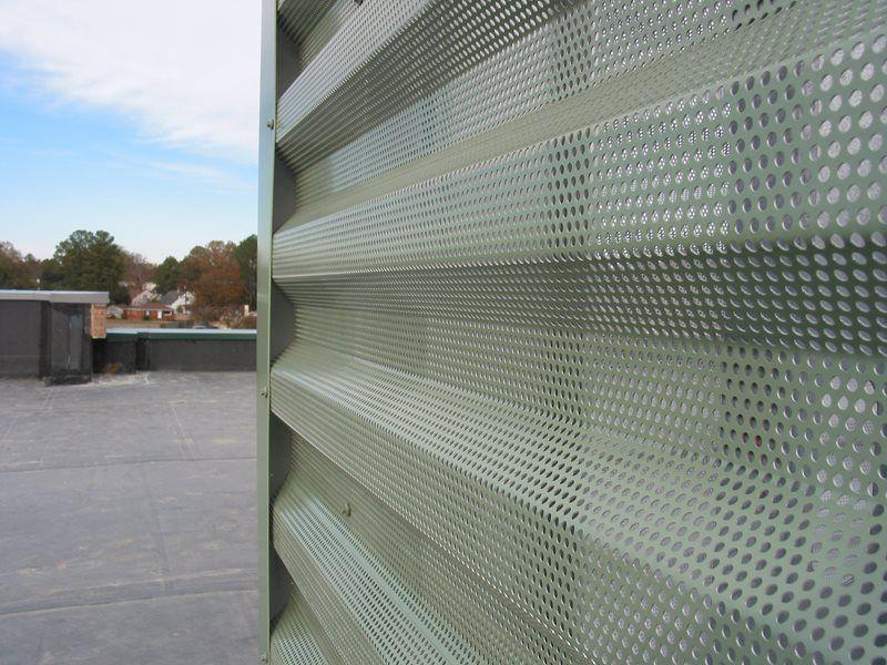 Perforated Metal Wall Panels Corrugated Metal Wall Metal Wall Panel Perforated Metal