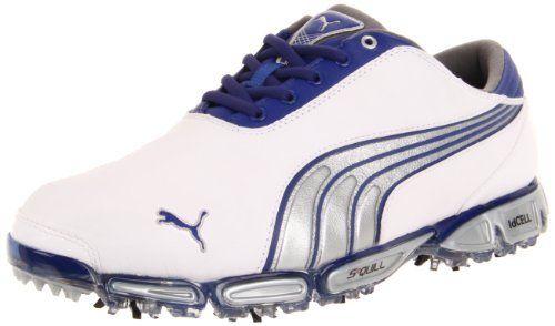 PUMA Men's Super Cell Fusion Ice Golf Shoe Puma. $130.36