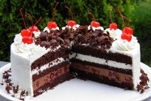 svarcvald torta recept