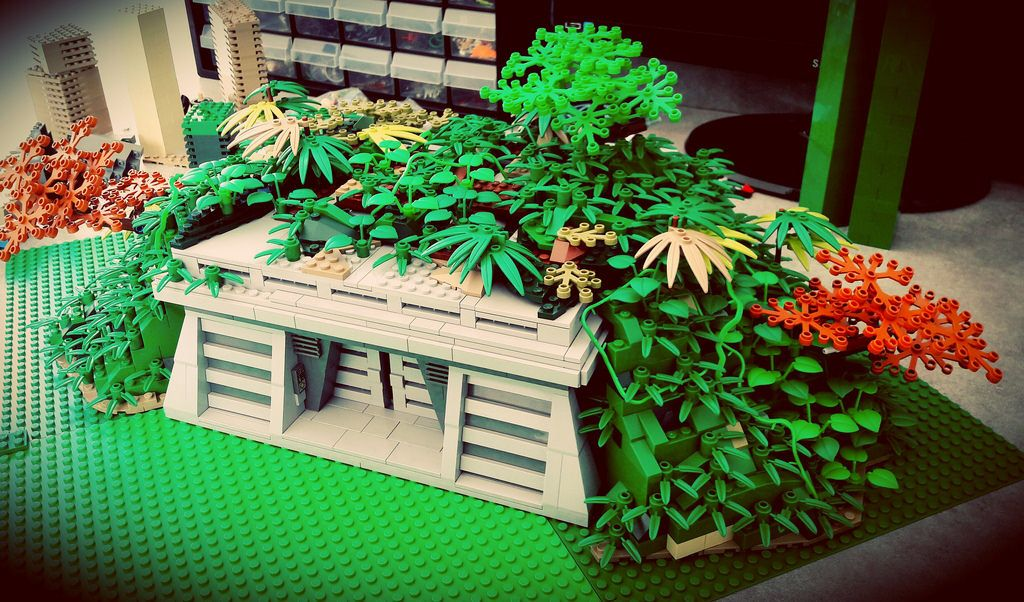 Bunker Endor 2017 Lego Star Wars Lego Tree Lego Star Wars