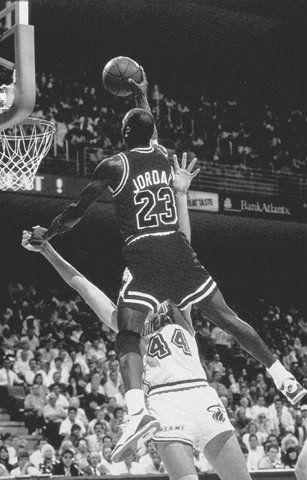 MJ sackin some fool