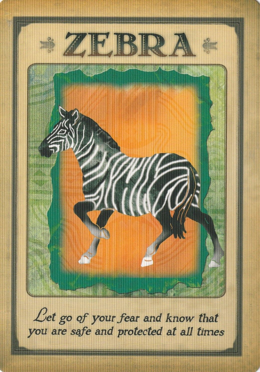 Messages From Your Animal Spirit Guodes Oracle Cards By