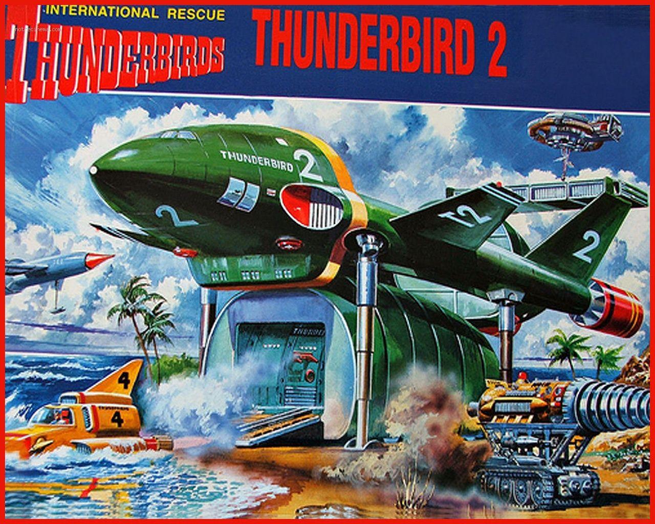 Thunderbirds Bing Images Thunderbirds Are Go Thunderbird Super Cars