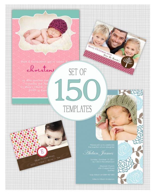 free christening invitation templates uk love crafts pinterest
