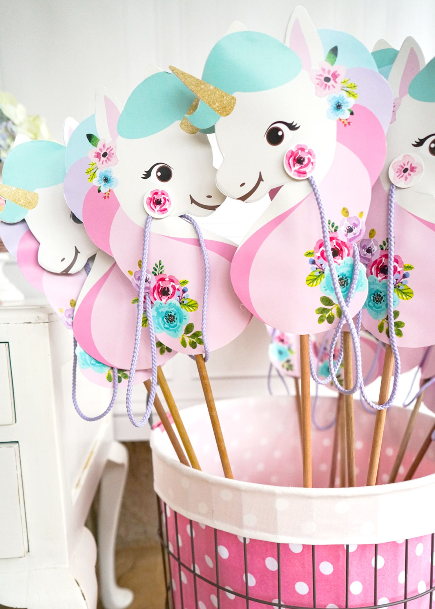 We Heart Parties: Sophia's Magical Unicorn Party