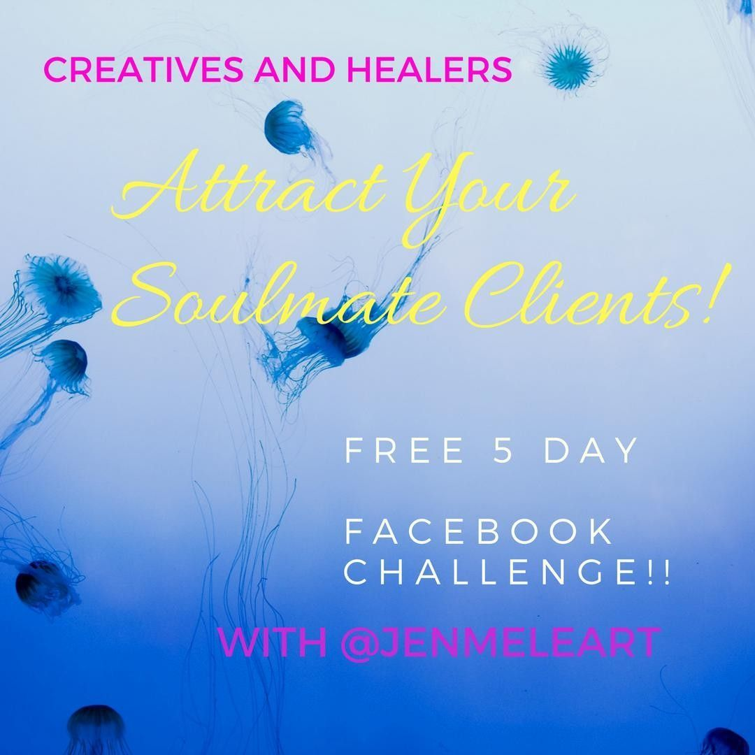 Come Join Me For My 5 Day Attract Your Soulmate Clientcustomer
