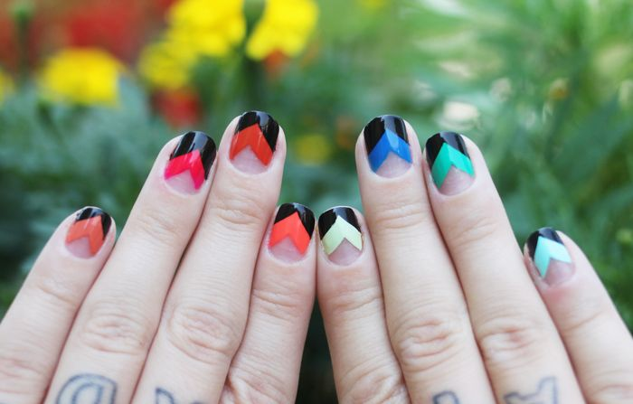 The Dainty Squid: nails