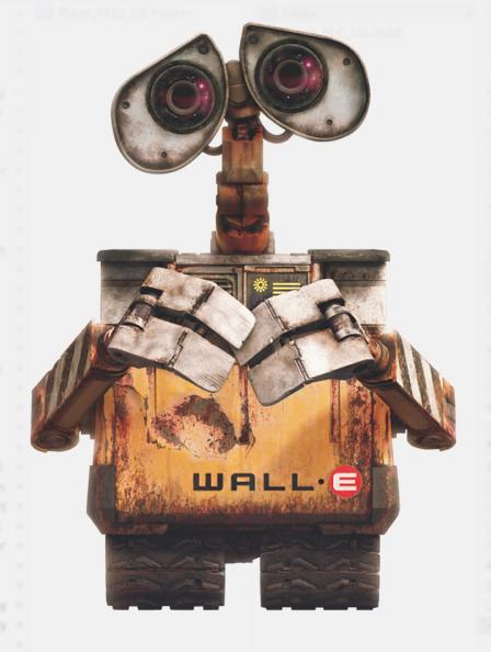 wall - E...Bellinooo...