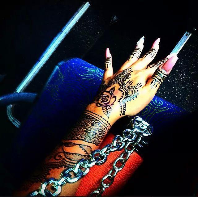 Waar Henna Tattoo Kopen: Hand Henna, Hand Tattoos, Henna Hand Tattoo