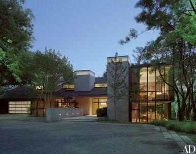 9 Of Ad S Most Memorable Dallas Homes Dream House Exterior