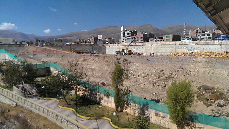 Huancayo | Open Plaza | Avances - Page 10 - SkyscraperCity