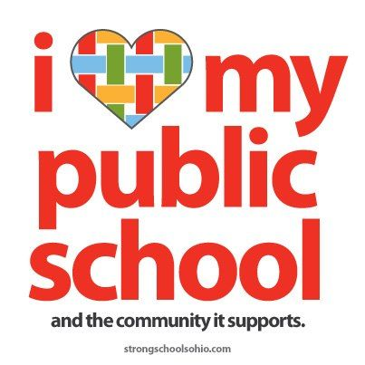 Support public schools - no to the global education reform movement (GERM)